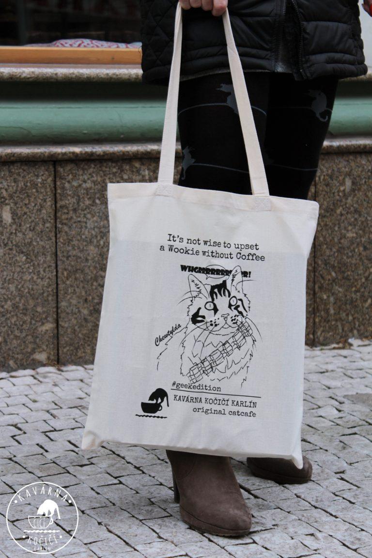 Látková taška Matylda