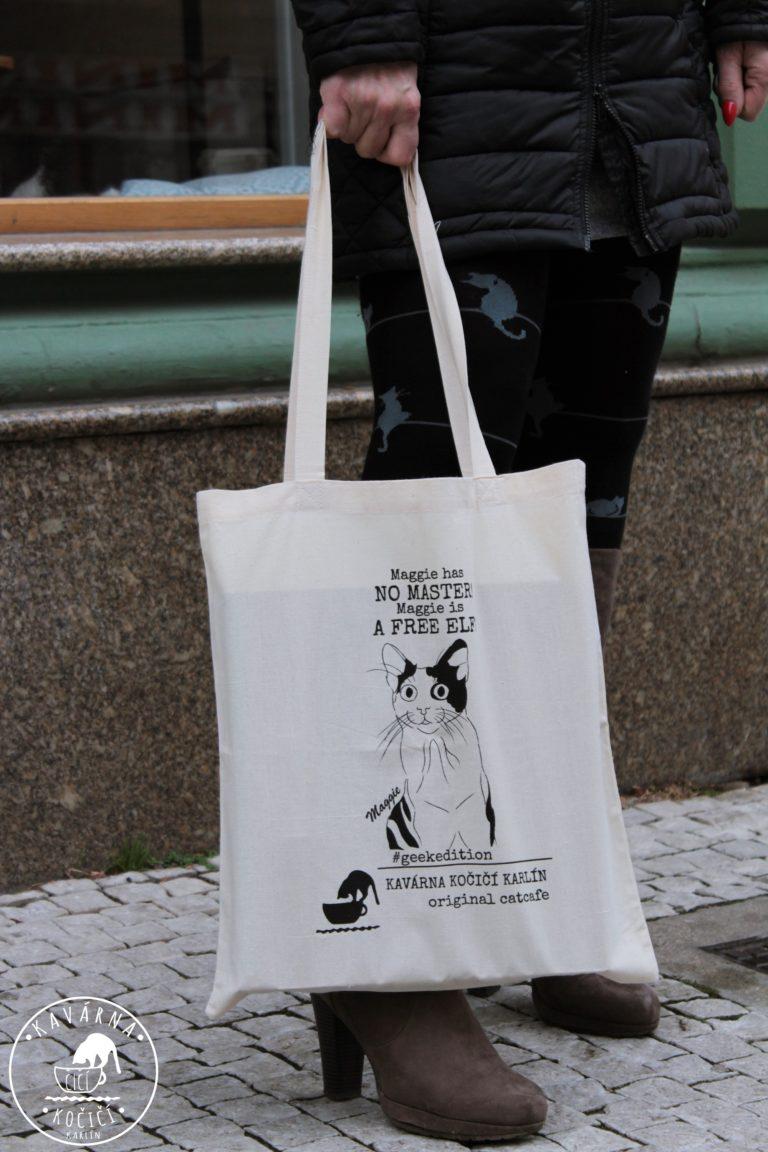 Látková taška Maggie